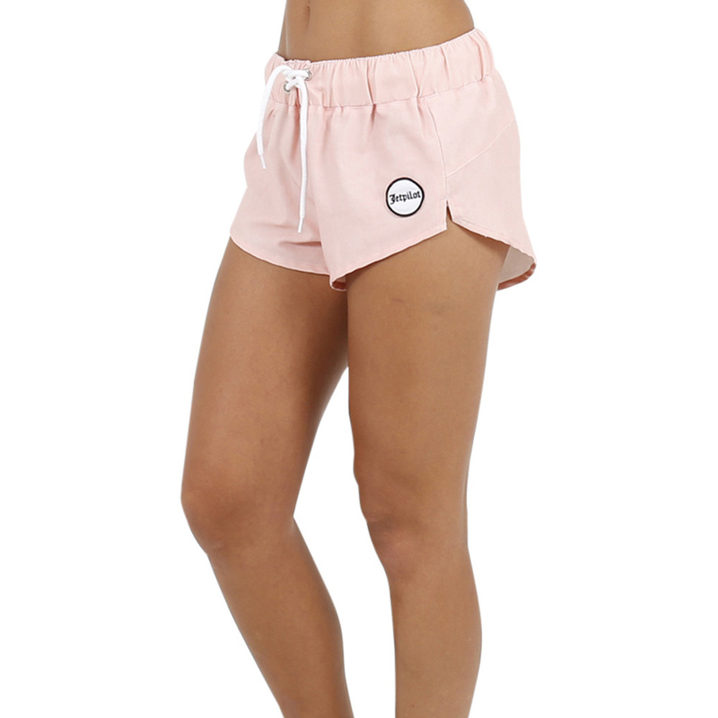 Jetpilot Metal Baby Peach Womens Boardshort
