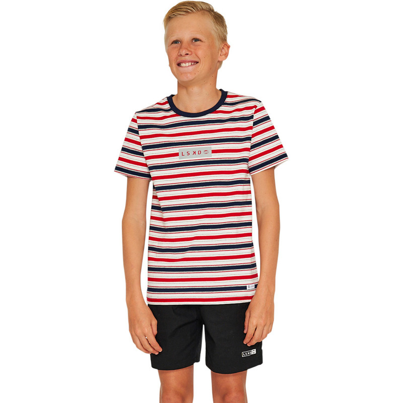 LKI Daily Beach Black Kids Shorts