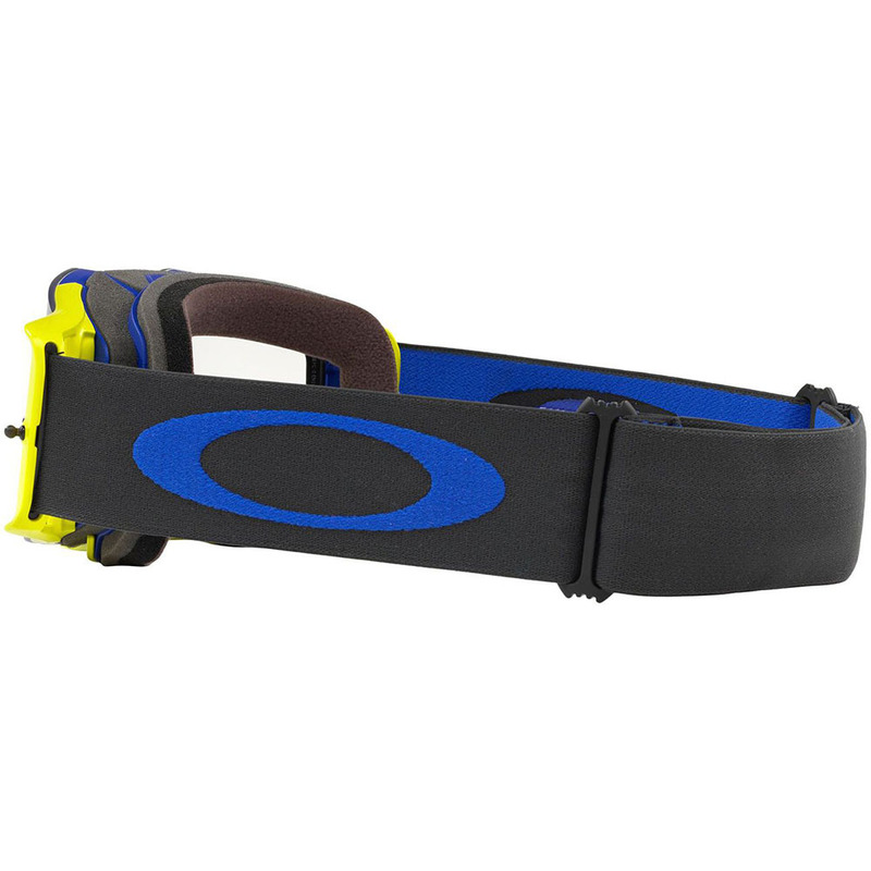 Oakley Front Line Blue Green Goggles