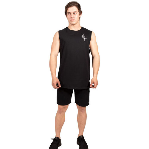 Unit Peace Out Mens Muscle Tank