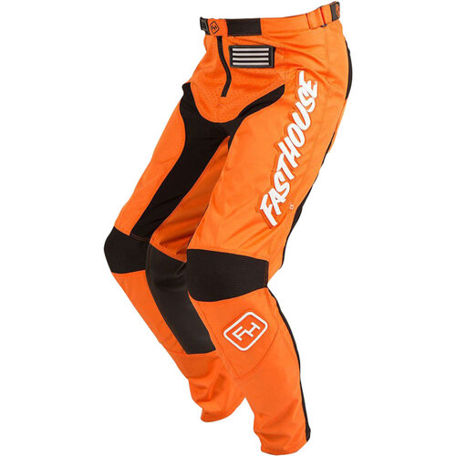 Fasthouse Grindhouse Orange Kids Pants
