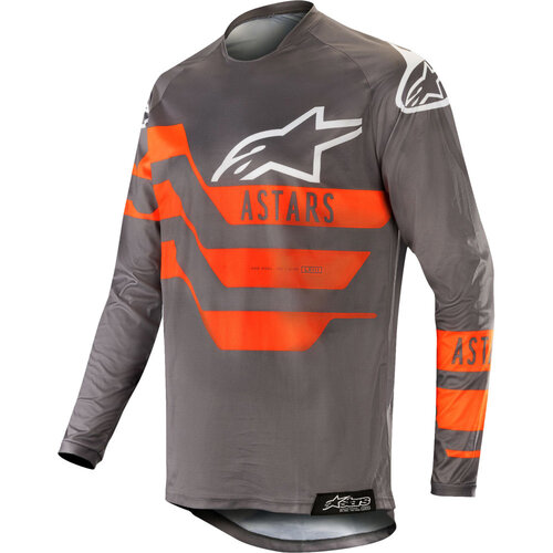 Alpinestars Racer Flagship Anthracite/Orange Jersey